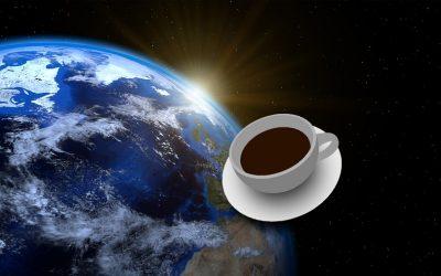 Il caffè va nello spazio e a New York cosa fanno?